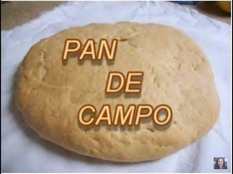 PAN DE CAMPO - HOGAZA - SABOR BISQUITS - receta antigua - Lorena Lara
