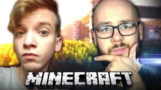 Uczę Brodacza Grać w Minecrafta