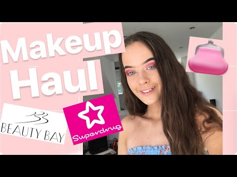 Huge Collective Makeup Haul ♡ | Summer Xo