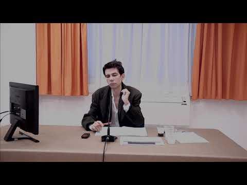 Francesco Bellomo – lezione di presentazione corsi di magistratura 2020-2021 from YouTube · Duration:  4 hours 37 minutes 35 seconds