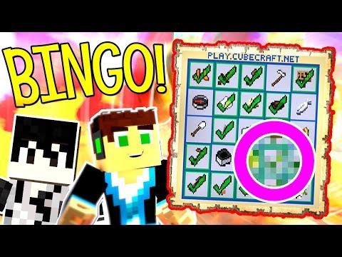 VERTEZ & HUNTER JUŻ SIĘ PODDALI XDD - Minecraft Bingo / Vertez, Hunter, Abra