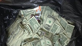 WHO WOULD THROW AWAY BAGS OF MONEY?? thumbnail