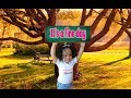 2 y/o Madison's random choreography  | Euphonik ft Zandra It's a fine day | Cute baby dance video