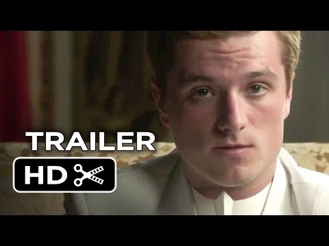 The Hunger Games: Mockingjay - Part 1 TRAILER 1 (2014) - THG Movie HD