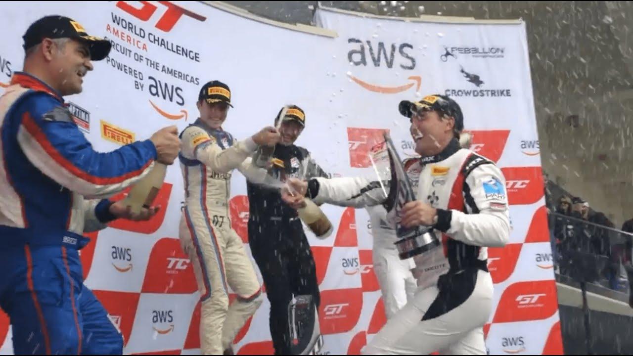 Max Root Racing Porsche RECAP: Circuit of the Americas