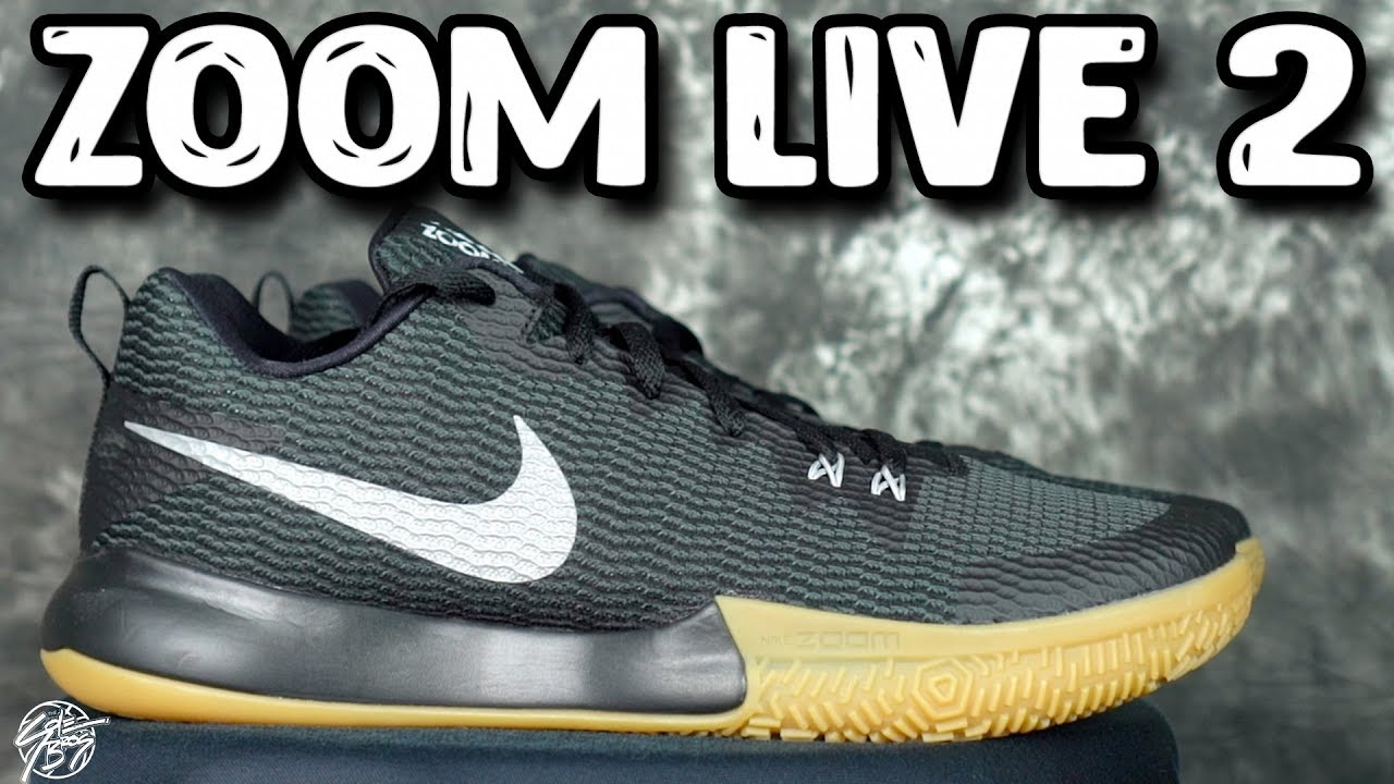b84316eadd254 Nike Zoom Live 2 First Impressions!  100 Worth It   - YouTube