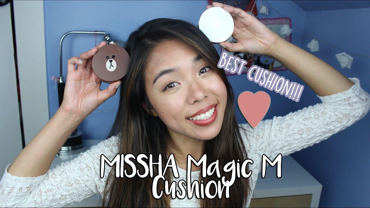 Missha M Magic Cushion Review Demo Best Cushion Ever