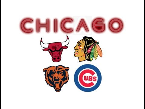 All Chicago Sports Songs (Bulls, Blackhawks, Bears, Cubs)