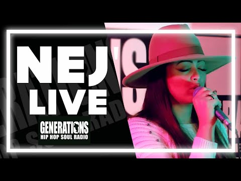 Youtube: Nej' – Live Generations  »Indomptable »