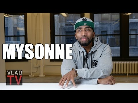 Mysonne on Future Poisoning Minds of Kids with Lyrics About Drug Culture