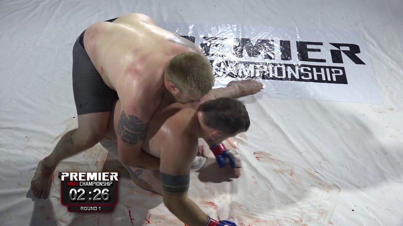Premier MMA Championship 8: Raleigh Abbott vs Tony Parker