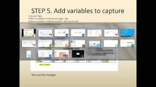 bip 009 301A - خلق التحقق باستخدام BI publisher ( جزء 1 /2 )