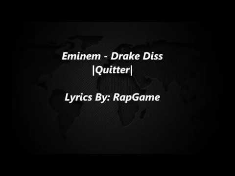 Eminem - Diss Drake