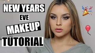 New Years Eve Makeup Tutorial 2015 | Aidette Cancino
