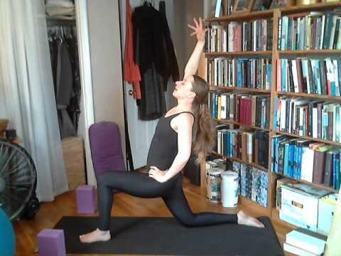 Yoga with Abigail Redman for Upper Back, Neck, and Shoulder Release (Full Length)