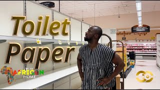Download Clifford Owusu Comedy - In An African Home: Toilet Paper - Clifford Owusu