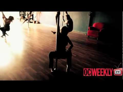 Smoke & Mirrors Pole Fitness on OC Weekly TV