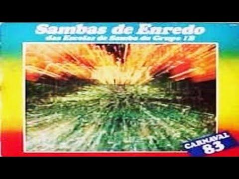 Grandes Sambas de Enredo Série A  (Carnaval Rio 1983)
