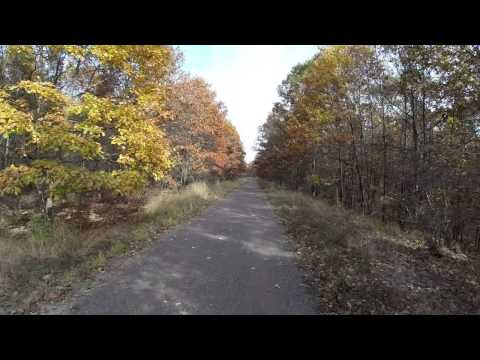 Black Diamond Trail Mountain Top to Whitehaven 10-20-14 (Part 1 of 2)