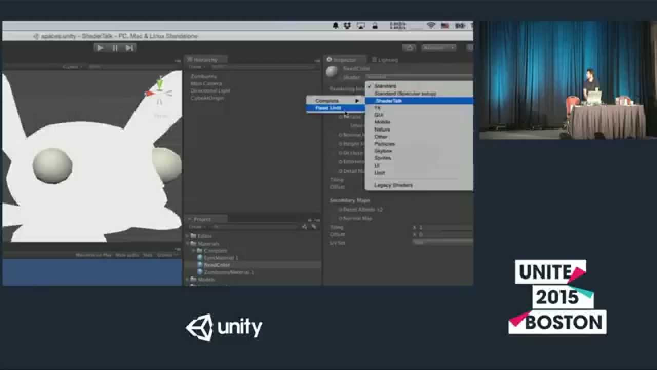 Unity]Unity3D Custom Outline Shader – SideCommunity
