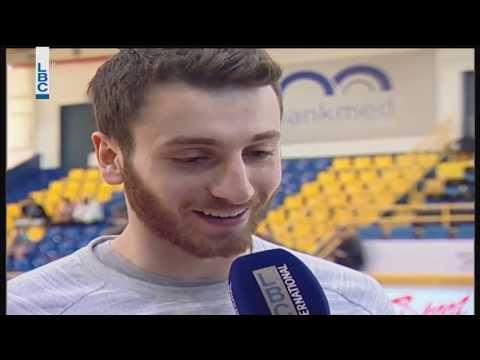 WABA 2018 - PreGame Wael Arakji - بطولة غرب اسيا للأندية 2018  - 19:22-2018 / 3 / 16