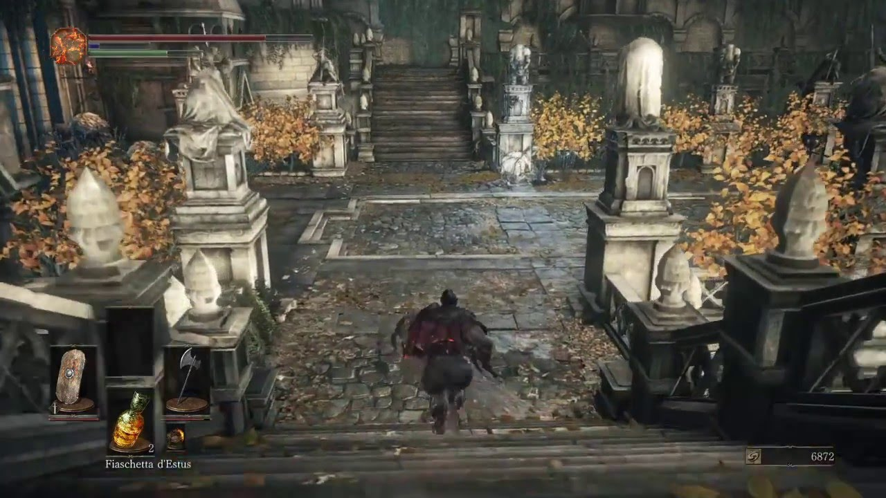Dark Souls Iii 16 Find Winged Knight Halberd Playthrough