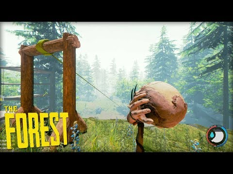 LONE WOLF SURVIVAL! (The Forest)