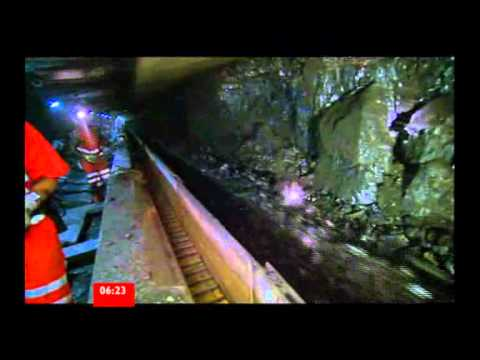 BBC1 News - UK Coal mining