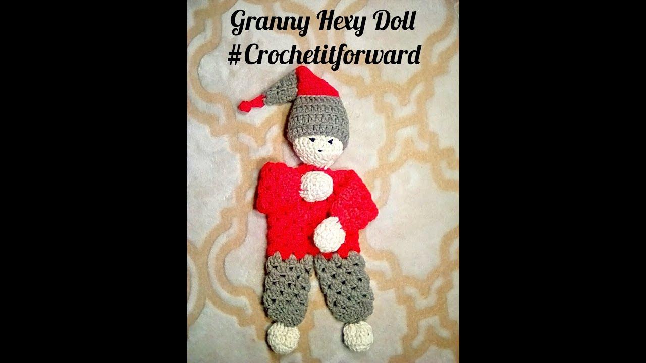 Lovey Doll crochet pattern by TikvaPatterns (com imagens ... | 720x1280
