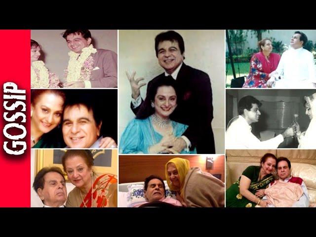 Dilip Kumar Saira Bano 50 Years Of Marriage - Legendary Couple  - Bollywood Gossip 2016