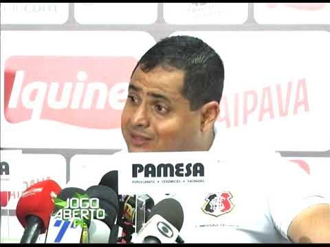 Santa Cruz vence o clássico contra o Sport no Arruda(Vídeo)