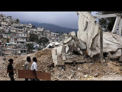 Haitian earthquake refugees must leave US by mid-2019