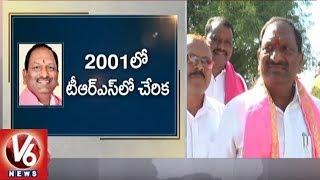 Profile's Of Telangana Cabinet New Minister's Koppula Eshwar & Mallreddy   V6 News
