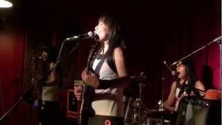 Shonen Knife live at The Buffalo Bar, Cardiff. 21 August 2011. Devi...