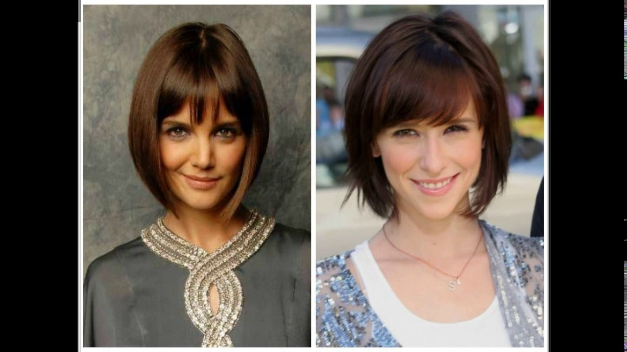 Best Short Haircuts For Heart Shaped Faces Youtube