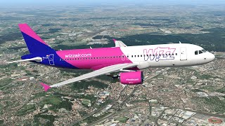 XP11 | EPGD (Gdansk) - ENGM (Oslo) | Flight Factor A320-200 | Not LOT Flight!