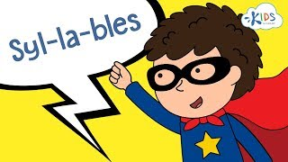 What is a Syllable? | Open and Closed Syllables | Kids Academy