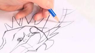 How to Draw a Dragon   Manga