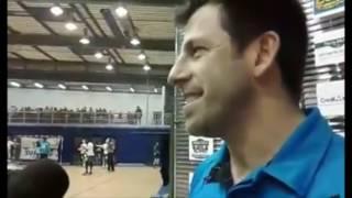 Interviews d'après match face à la réserve du H.