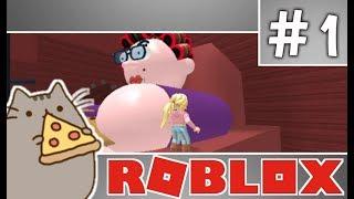 -Roblox Run di Baba: D #1