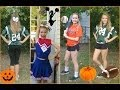 Spooktober: 3 Quick And Easy Sport Costumes!