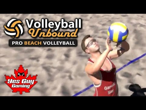 THE STRETCH RUMAH !!! || Volleyball Unbound Pro Beach Volleyball Episode 39