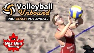 THE HOME STRETCH!!!  || Volleyball Unbound Pro Beach Volleyball Episode 39