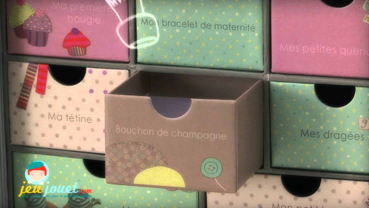coffret naissance jolis pas beaux de moulin roty youtube. Black Bedroom Furniture Sets. Home Design Ideas