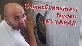 Çamaşır Makinası Bu Nedenle Ses Yapabilir Dikkat Edin Dolandırılmayın !!!