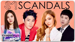 History of Every K-Pop Scandal with SM Entertainment