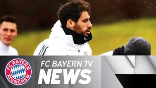 Javi Martínez fired up for Mainz and busy schedule!