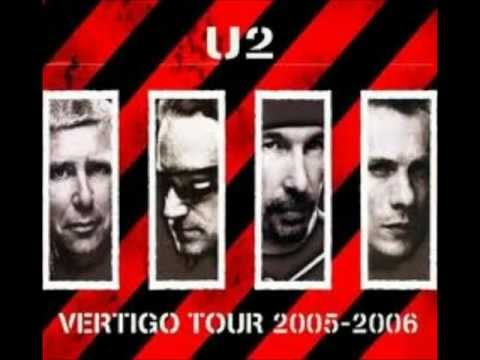 U2 | Kite (Live from Sydney 2006) [Windows in the skies]