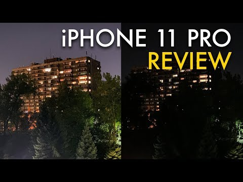 iPhone 11 Pro Review: The New Night King