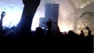 Andy C Intro at the RAM warehouse party UK 16.03.2013
